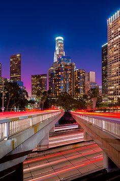 Los Angeles, California.Skyscrapers