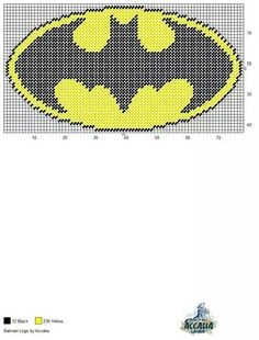 Batman wall hanging