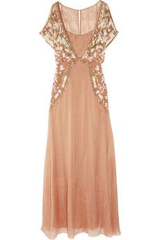 DYING for this Temperley London gown! Looks just like my favorite dress from Ginger Rogers!