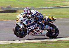 Wayne Gardner, 500cc world champion 1987