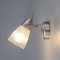 Vintage Sch ne Bad Wandleuchte Kara mit LED IP