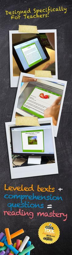 MobyMax Reading Skills is a FREE Curriculum for Schools that helps students critically analyze complex informational texts. Students learn how to explain key ideas and details, understand the structure of informational texts, integrate knowledge and id Reading Lessons, Reading Skills, Teaching Reading, Reading Mastery, Reading Resources, Reading Strategies, Guided Reading, Daily 5, Teacher Tools