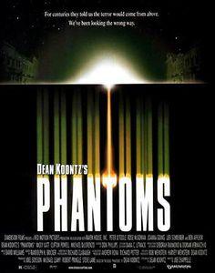 Phantoms by Dean Koontz.