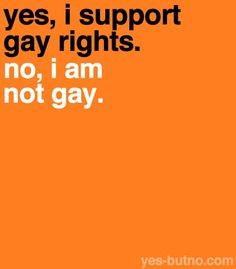You don't have to be gay to believe in equality. Great Quotes, Quotes To Live By, Me Quotes, Funny Quotes, Inspirational Quotes, Collateral Beauty, Believe, It Goes On, Describe Me