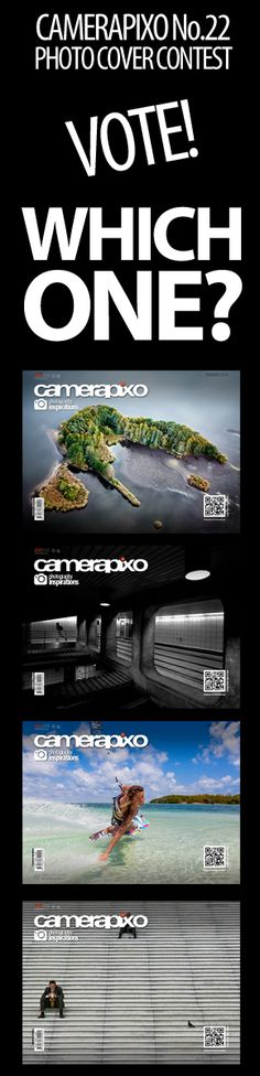 Photo Cover Contest is now active. Please support photo of your choice. You may vote until August 22nd, 2012 :)  http://camerapixo.com/pixo-cover-poll-latest/