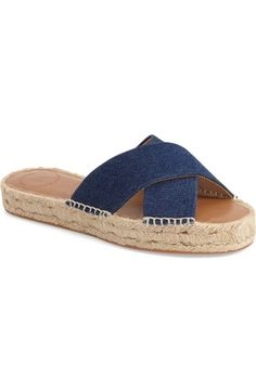 I love espadrilles as theyseem so French chic to me.The rope edging with the canvas is just plain charming. It is timeless. It is simple and it can add so much to your look. The varieties of ways to wear this look are wide; all the way from flat slip ons to ankle tie wedges. …
