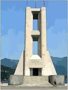 Como - Monumento Futurista ai Caduti della Grande Guerra http://ilmioblogdiprova.over-blog.it/2014/06/como-futurista.html