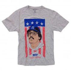 Reggie Jackson 1977 Yankees T-Shirt from Topps.com