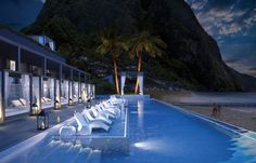 SIX SENSES FREEDOM BAY, ST LUCIA, CARIBBEAN Top 60 Luxury Hotel Openings of 2016. TravelPlusStyle.com
