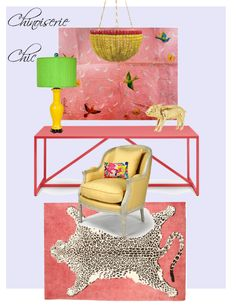 Chinoiserie Chic: Celebration Week - New Inspiration Board & New Ideabook