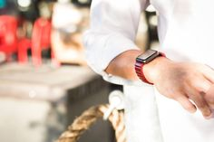Customize your Apple Watch with some luxurious accessories