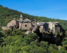 Les Plus Beaux Villages de France France Country, Forest Waterfall, Languedoc Roussillon, Beaux Villages, Pyrenees, Most Visited, Alps, Place, Countryside