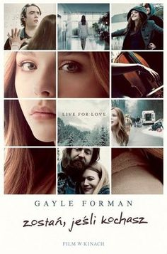 If I Stay on DVD November 2014 starring Chloë Grace Moretz, Mireille Enos, Liana Liberato, Jamie Blackley. Mia Hall (Chloë Grace Moretz) thought the hardest decision she would ever face would be whether to pursue her musical dreams at Juilliard o If I Stay Movie, See Movie, Movie Tv, If I Stay Book, Mireille Enos, Movies Showing, Movies And Tv Shows, Kino News, Thriller