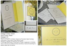 Bailey.  Love the colors together!  http://www.simplypersonal.com/k-scott-weddings