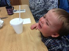 """This is pretty much the best ever.  """"Reasons My Son Is Crying"""""""