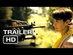 The Lady (2011) - My modern day superhero. A woman of great courage and strength; Aung San Suu Kyi