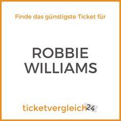 Du suchst noch Tickets für die Deutschland-Tournee von Robbie Williams?  Dann schau mal schnell hier vorbei 😉 https://www.ticketvergleich24.de/artist/robbie-williams/   #ticketvergleich24 #robbiewilliams #konzert #tickets #dresen #frankfurt #münchen #berlin