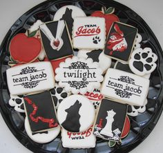 twilight cookies