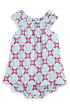 Tea Collection 'Bahia Palace' Dress (Baby Girls) available at #Nordstrom