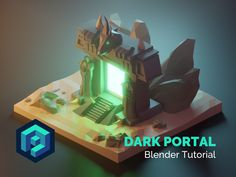 Dark Portal Blender Tutorial designed by Roman Klčo. Connect with them on Dribbble; the global community for designers and creative professionals. Blender 3d, Blender Models, Beauty Blender, Blender Soup, Blender Salsa, Vitamix Blender, Blender Recipes, Juice Recipes, Smoothie Recipes