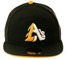 79894f9218c Never got this in Now is my chance    New Era 5950 Oakland Athletics TATC Fitted  Hat - Black