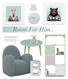 """Baby Blue"" by lovethesign-eu ❤ liked on Polyvore featuring interior, interiors, interior design, home, home decor, interior decorating, Menu, Pulpo, Seletti and Home"