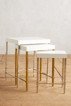 Anthropologie Lacquered Regency Nesting Tables https://www.anthropologie.com/shop/lacquered-regency-nesting-tables?cm_mmc=userselection-_-product-_-share-_-39885231