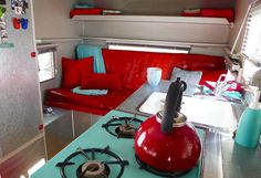 1966 Serro Scotty travel trailer