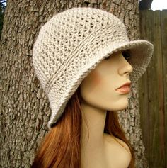 Crochet Hat Pattern for The Sun Hat