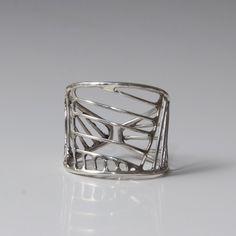 Sterling Silver Ring $40