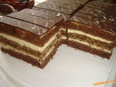 Oreo Cupcakes, Cupcake Cakes, Hungarian Cake, Nutella, Tiramisu, Sweet Tooth, Food And Drink, Cookies, My Favorite Things