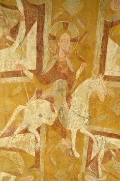 Crypte.Cathédrale Saint-Etienne . Auxerre (Yonne) - Bourgogne