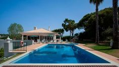 This 5 bed traditional style villa in the Algarve resort of Vale do Lobo represents the best of what we offer here at Azure Holidays. Spacious, superbly located and equipped to highest standards, you can't wish for a better locale for your 2014 holiday to play out. Book now: http://www.azureholidays.com/algarve/vale-do-lobo-villas/5-bed-holiday-villa-in-vale-do-lobo/#