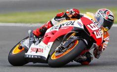 Onewstar: MotoGp, Gp Argentina: Marquez pole davanti a Lorenzo, Rossi 6°