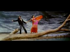 This video is proof that sarees are sexy. Or maybe it's because Sushmita Sen is sexy. Love this song and video!! Shahrukh is too adorable <3