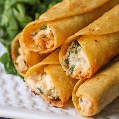 Cream Cheese and Chicken Taquitos | 5* trending recipes with videos