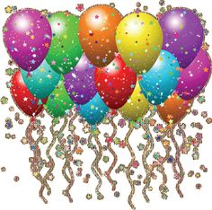 Just like these Balloons sparkle that what you put into my life and all the people you meet along the way! May God be with you and bless your life and just like you bless others! Happy Birthday Drinks, Happy Birthday Ballons, Happy Birthday Greetings Friends, Happy Birthday Wishes Photos, Happy Birthday Frame, Happy Birthday Wishes Images, Happy Birthday Celebration, Happy Birthday Candles, Birthday Wishes Cards