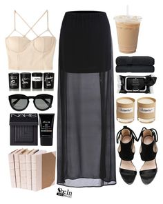 """""""#SheIn"""" by credentovideos ❤ liked on Polyvore featuring Forever 21, Olfactive Studio, Boscia, Bella Freud, CÉLINE, Stila, NARS Cosmetics, women's clothing, women and female"""