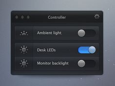 Light Switch by Fabio Basile
