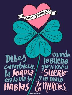 adolescencia tardia y autocomplaciente Love You, My Love, Gods Love, My Books, Positivity, Lettering, Words, Body Positive, Quotes