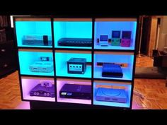 For all of us gamers we understand that organization and display can be a bit of a handful at times. Achieving the ultimate display/collection is an ongoing...