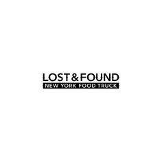 FOOD TRUCK LOST & FOUND LOGO DESIGN #logodesign #graphicdesign #foodtruck #newyork #tokyo #chickenoverraice