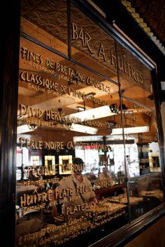 Intérieur / Détails - Le Valois #Paris #bar #huitres #restaurant #bar #brasserie #interieur #decoration #lafondad