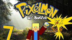 Pixelmon: Episodio 7! - Z..Z..Zapdos?!?! (+playlist)