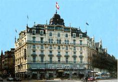 Hotel MONOPOL Luzern, direkt beim Bahnhof und KKL, mitten im Zentrum, am See und bei der weltberühmten Kapellbrücke.