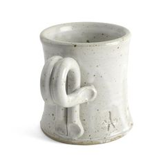 Anthony Stoneware is the pottery of Paul Anthony and Tim Jaqua who work from their studio in Western North Carolina using traditional techniques of wheel-throwing and slab construction. Hand Built Pottery, Slab Pottery, Pottery Mugs, Pottery Ideas, Pottery Barn, Ceramic Mugs, Ceramic Art, Stoneware, Clay Mugs