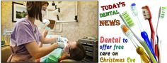 Comfort Dental to offer free care on Christmas Eve Comfort Dental will provide free dental care for the 31st year in a row on Christmas Eve this year. Comfort Dental served 5,000 patients nationally on what they call Care Day. The annual service because in 1984 in Colorado, and now includes offices in 12 states. Read More.. http://krqe.com/2014/12/14/news-briefs-sunday-december-14-2014/ https://www.youtube.com/watch?v=0xEObV90x7I