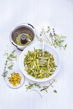 Bagels, Easy Recipes, Easy Meals, Vinaigrette, Ethnic Recipes, Food, Vegetable Salad, Kitchens, Nice Breakfast