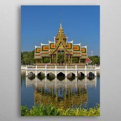 Bang Pa-In Royal Palace, also known as Summer Palace, is a palace complex formerly used by the Thai kings.