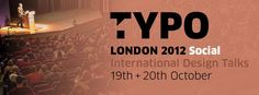 October 2012: our second TYPO London is coming!